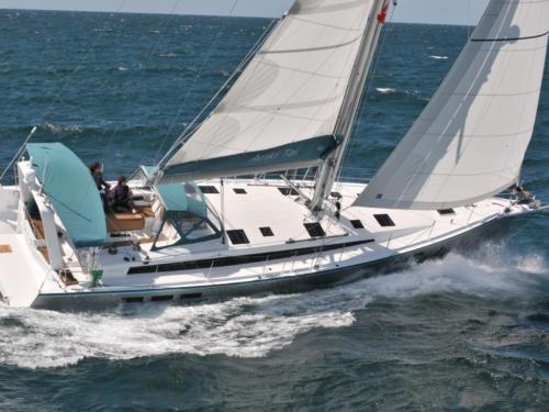 Cigale16 żegluga